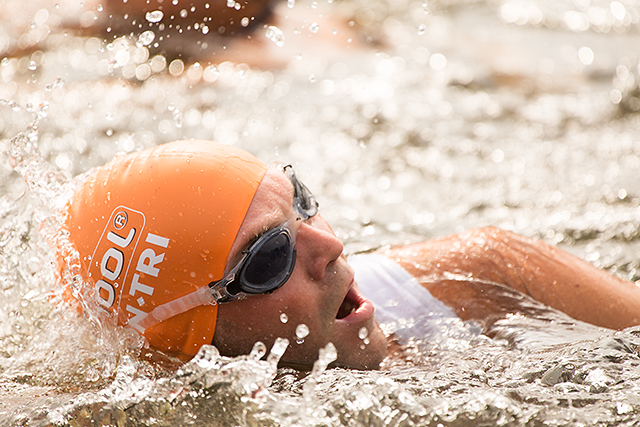 Svømming i Åsrumvannet er første etappe