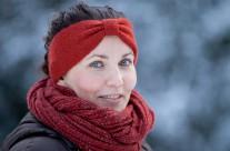 Vinter-portrett