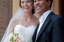 Madeleines og Christians italienske bryllup