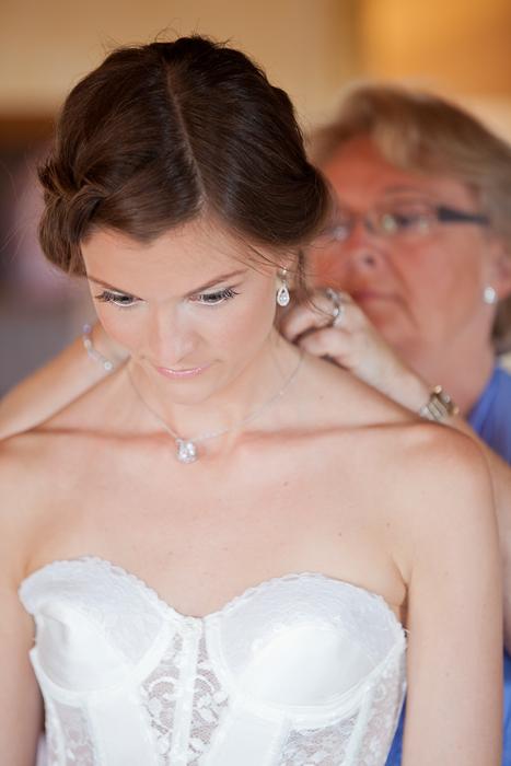 Bruden og hennes mor