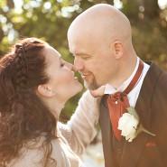 Bryllupsfotograf for Eva og Harri i Hanko, Finland