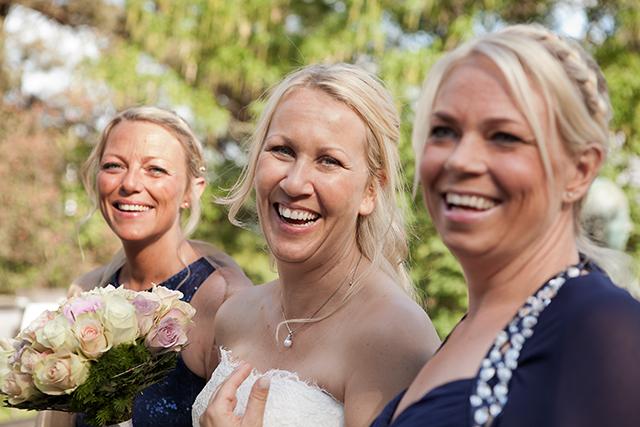 Bruden og hennes forlovere