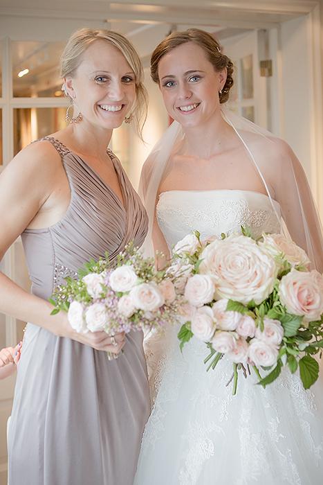 Bruden og hennes søster