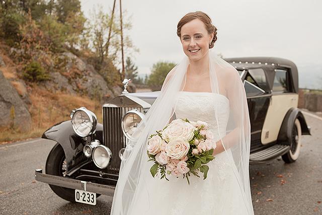 Bruden og Rollsen