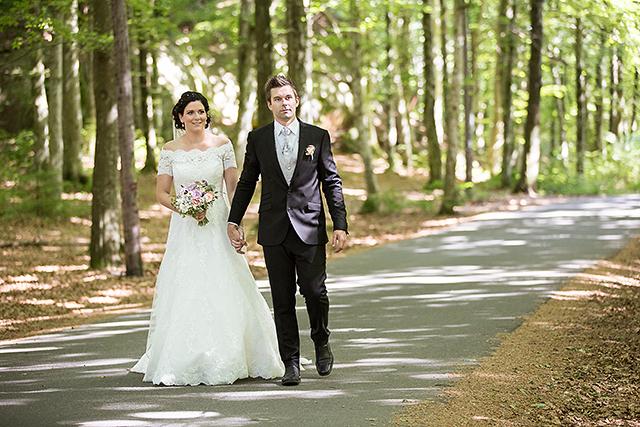 Brudeparet på Mokollen